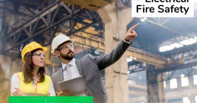 การใช้เทคโนโลยีป้องกันอัคคีภัย เพิ่มความปลอดภัยให้อาคารมากขึ้น